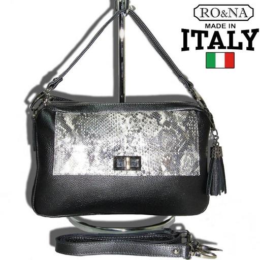 Итальянская сумка из натуральной кожи - RO&NA