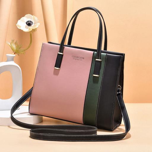 Повседневная женская сумка через плечо - много карманов