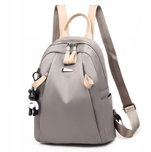 Женский рюкзак из ткани