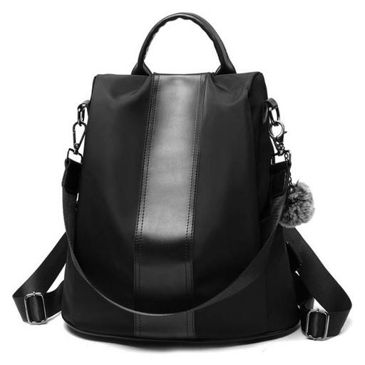 Сумка рюкзак противоугонный - женский трансформер