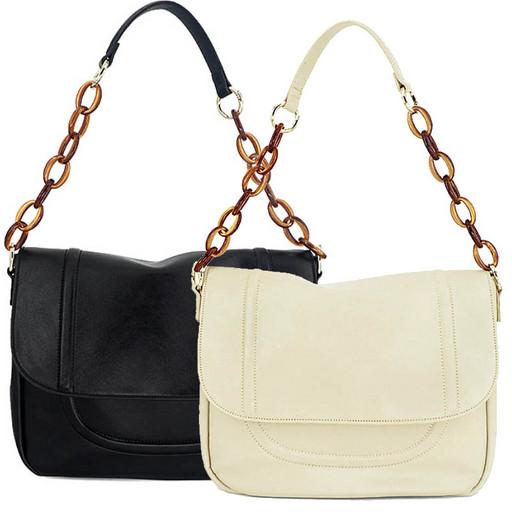 Женская сумка с цепочкой на одно плечо
