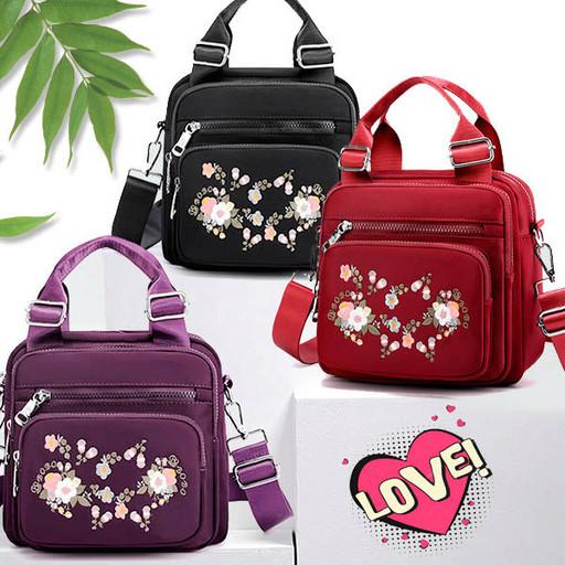 купить, женская, сумка рюкзак, текстиль, из ткани, трансформер, много карманов, интернет магазин,
