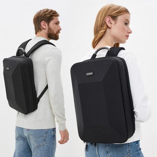 Бизнес рюкзак для ноутбука 15.6 - офисный classic