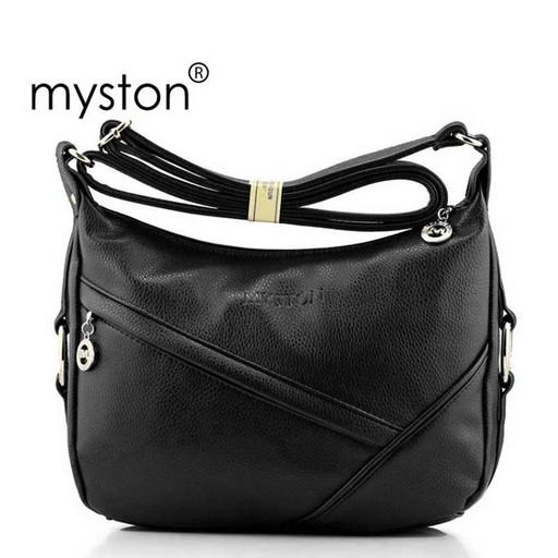 Средняя женская сумка через плечо - Кросс боди Myston
