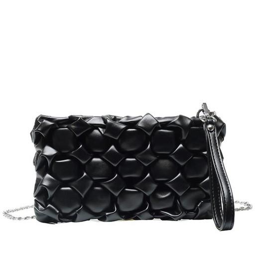 Женская сумка на цепочке - клатч на запястье