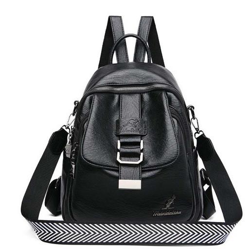Женская сумка рюкзак - трансформер 2 в 1