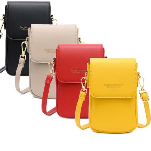 Маленькая женская сумка для телефона и мелочей