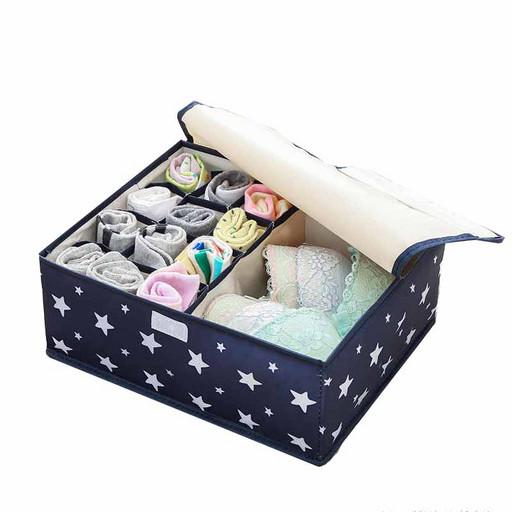 Коробка органайзер для нижнего белья