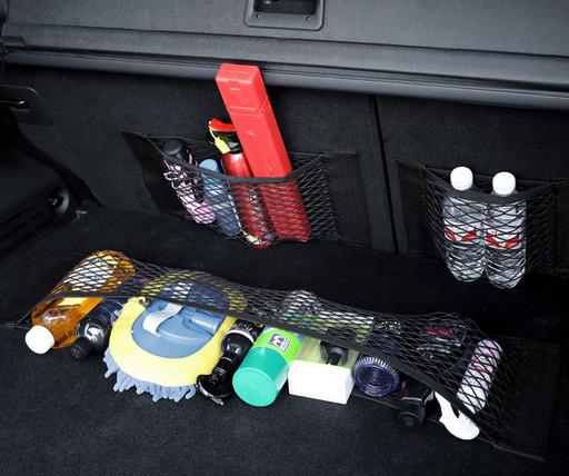 Органайзер-сетка в багажник автомобиля
