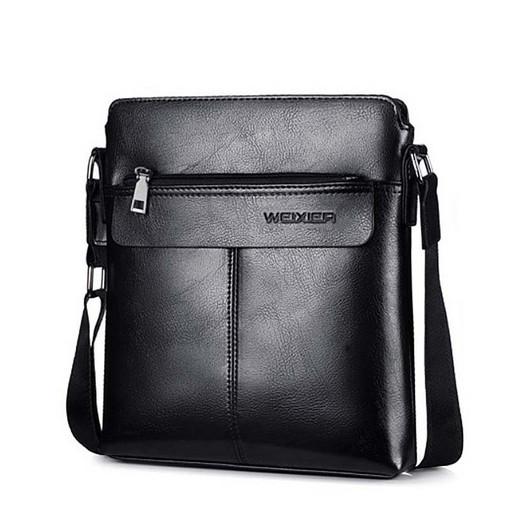 Мужская сумка планшет через плечо