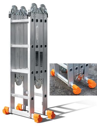 Лестница-трансформер Классик 2х3+2х4 «Эйфель»
