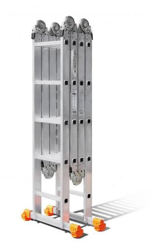 Лестница-трансформер Классик 2х4+2х5 «Эйфель»