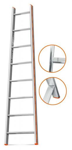 Приставная лестница Комфорт-Профи-Пирамида 7 ст. «Эйфель»
