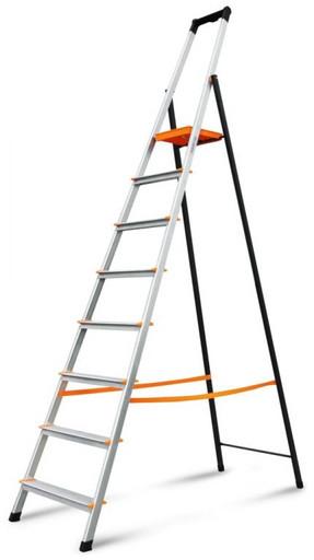 Лестница-стремянка широкого назначения Фаворит 108 «Эйфель»