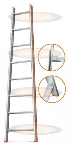 Приставная лестница Комфорт-Профи-Пирамида 8 ст. «Эйфель»