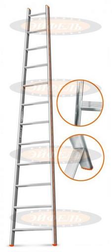 Приставная лестница Комфорт-Профи-Пирамида 14 ст. «Эйфель»