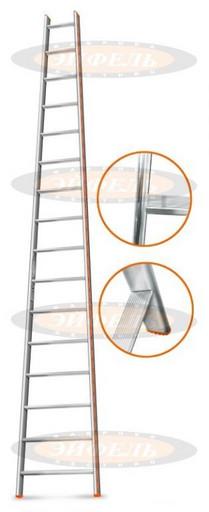 Приставная лестница Комфорт-Профи-Пирамида 16 ст. «Эйфель»