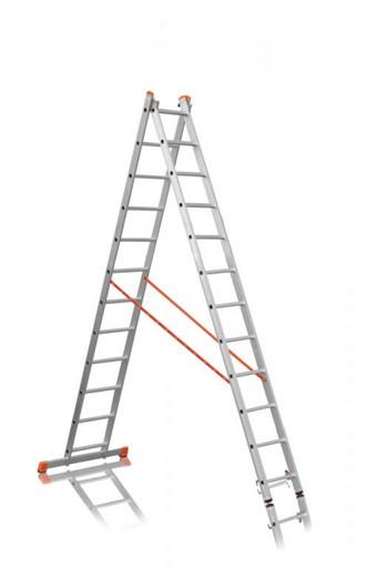 Двухсекционная лестница Премьер 2x12 «Эйфель»