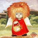 Ангелы и Коты Люси Чувиляевой